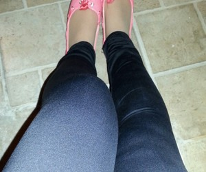 cut, shoes, and sweety image