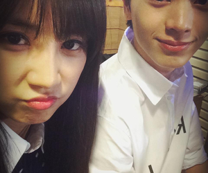 kpop, sungjae, and chorong image