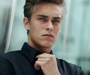 model and otto seppalainen image