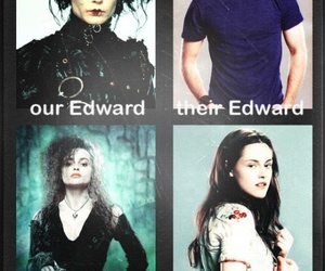 bella, twilight, and harry potter image