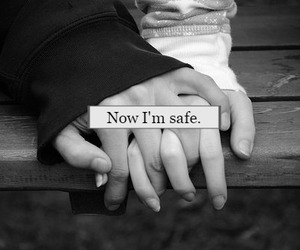 safe and love image