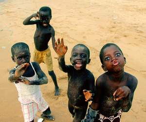 child, kids, and africa image