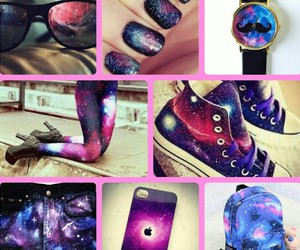 case, galaxy, and Collage image
