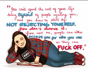 my mad fat diary image
