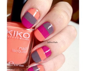 nail, color, and colors image