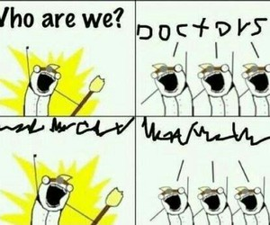 funny, doctor, and lol image