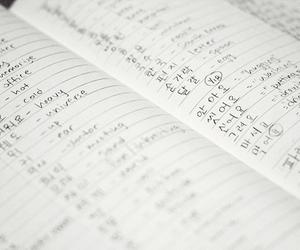 hangul, korean, and writing image