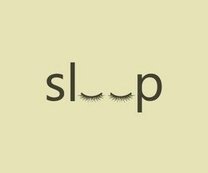 sleep, eyes, and quotes image