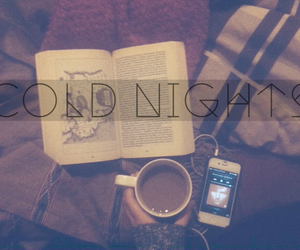 book, music, and night image