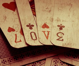 love and cards image
