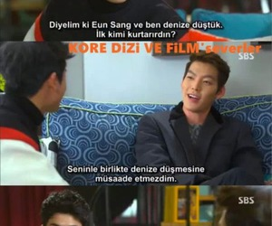 Korean Drama, kim woo bin, and replik image