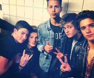 the vamps, shawn mendes, and tristan evans image