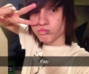 johnnie guilbert, piercing, and youtube image