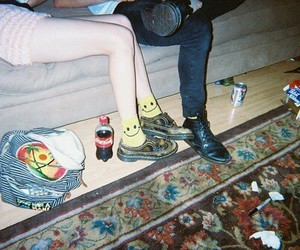 grunge, indie, and party image