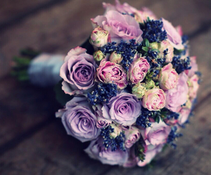beauty, bouquet, and colors image