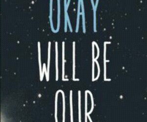 wall paper, love, and the fault in our stars image