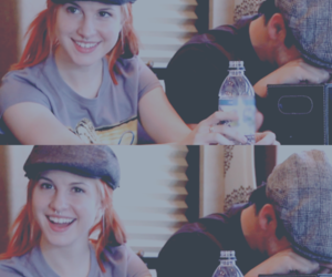 cool, paramore, and hayley williams image