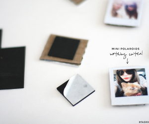 diy, magnet, and polaroids image