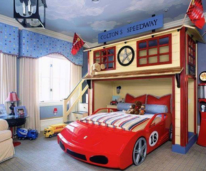 car, bedroom, and room image