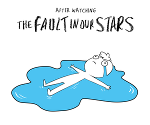 tfios, the fault in our stars, and movie image