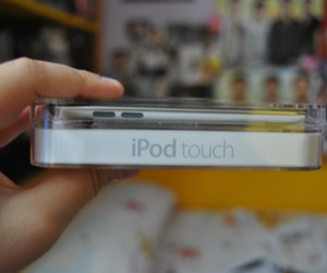 ipod, apple, and touch image