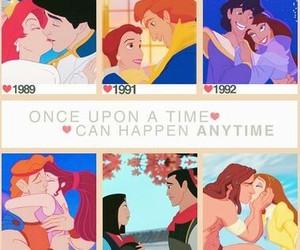 disney, love, and once upon a time image