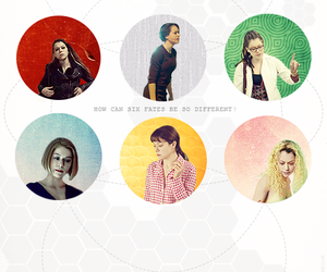 clones, orphan black, and cloneclub image