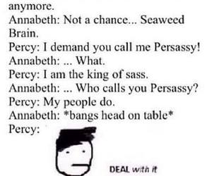 percy jackson, percabeth, and anabeth chase image
