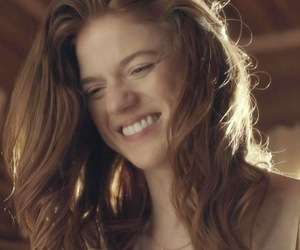 actress, film, and rose leslie image