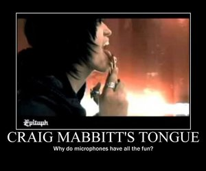 escape the fate, hahah, and craig mabbitt image