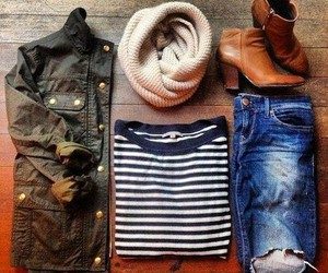 fall, look, and outfits image