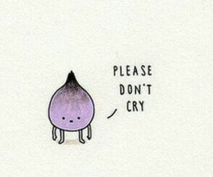 cry and onion image