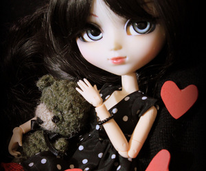bloody, doll, and pullip image