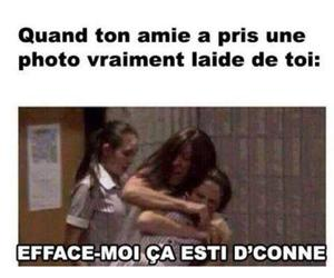 francais, funny, and drole image