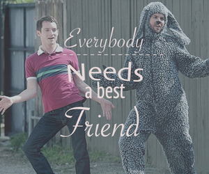 wilfred, best friends, and elijah wood image