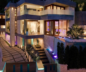 Dream, home, and architecture image