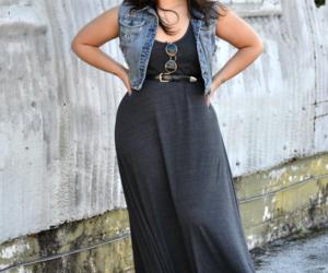 belt, curvy, and dress image