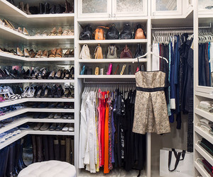 fashion, luxury, and closet image