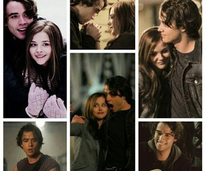 adam, film, and if i stay image