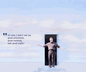 the truman show and jim carrey image