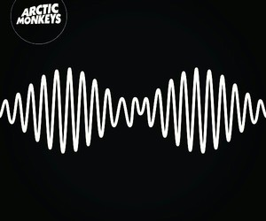 album cover, arctic monkeys, and band image