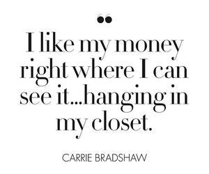 fashion, Carrie Bradshaw, and clothes image