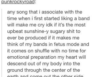 all time low, emotions, and heartbreak image
