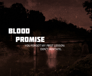 vampire academy and blood promise image