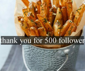 500, delicious, and fast food image