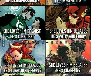 batman, DC, and funny image