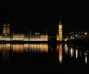 Big Ben, city, and light image
