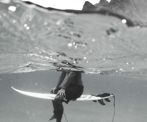 surf, sea, and water image