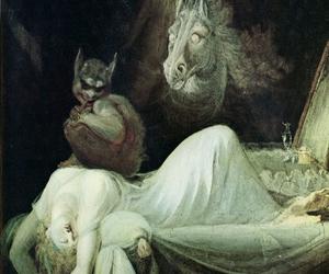 nightmare and henry fuseli image