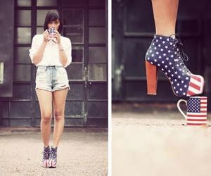 fashion, usa, and girl image
